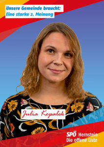 GR Julia Kopalek