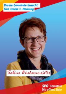 Sabine Büchsenmeister