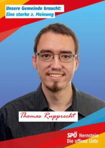 Thomas Rupprecht, B.Sc