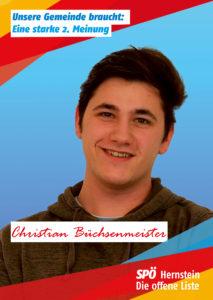 Christian Büchsenmeister