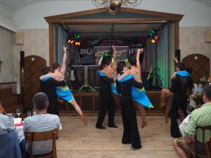 Mitternachtseinlage von Show & Dance Triestingtal