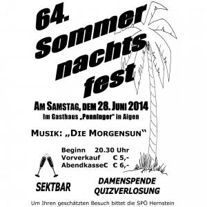 64. Sommernachtsfest