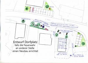 Zeichenstunde Dorfgestaltung Hernstein