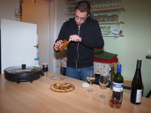 Wieder Marmeladefüllung