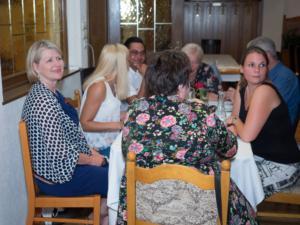 LAbg. Mag. Karin Scheele, Bgm. Daniel Pongratz und Gäste