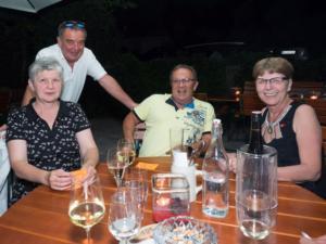 GR Walter Mayrhofer und Gäste