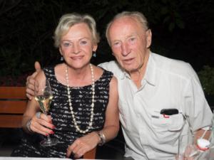 Frau Schaffer und Leitner Helmut