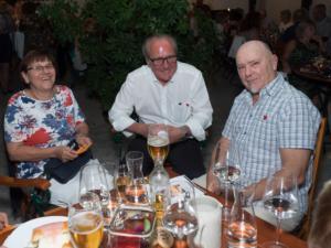 GR Renate Garherr, Dr. Wolfgang Schaden und Franz Garherr