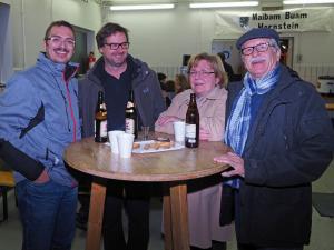 FF-Kom. Roman Retzl und Gäste
