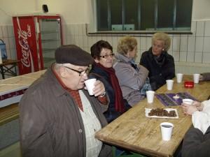 Ehemaliger GR Robert Kemetner mit Gästen vom Pensionistenverband