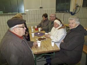 Gäste vom Pensionistenverband