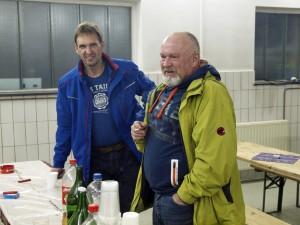 Ehemaliger GR Josef Schießl und Alfred Geiswinkler