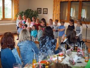 """Kinder singen """"Die Hammerschmiedgsölln"""""""