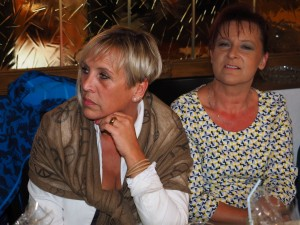 Edith Mayrhofer und GR Erika Ponleitner