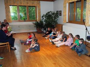 Vortrag der Kinder