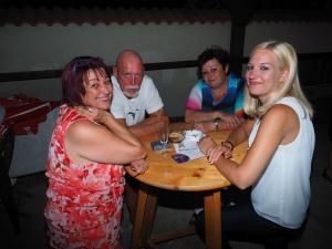 Gäste aus Schönau (GR Sabine Neidharth, GGR Marion Krutina)