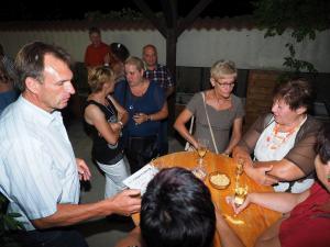 Ehem. GR Josef Schießl und Gäste
