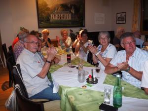 Mitglieder des Pensionistenverbandes Berndorf