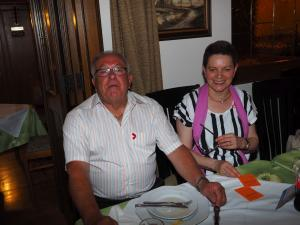 Ehem. GR Franz Wöhrer und Gertrude Penninger