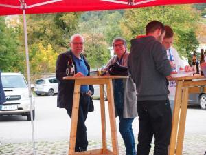 Gäste aus Berndorf