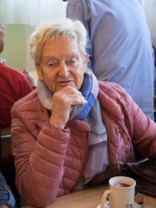 Pensionisten-Obfrau Traude Hoffer