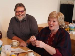 GGR Karl Ganneshofer mit Gattin
