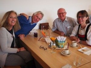 GGR Gerhard Stoiber mit Gästen