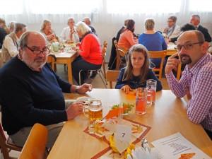 Gäste aus Lindabrunn